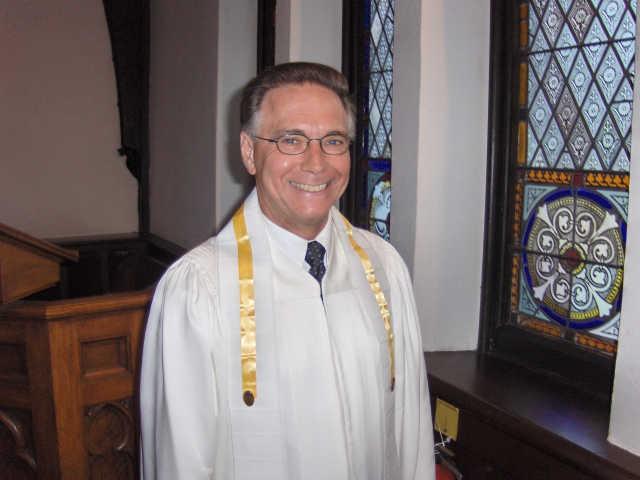 Reverend Glenn Woertz